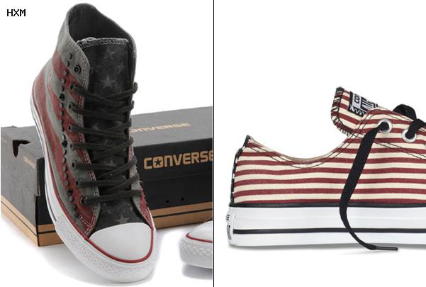 converse originales made in china