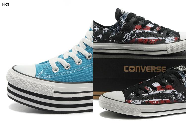 converse rose taille 37