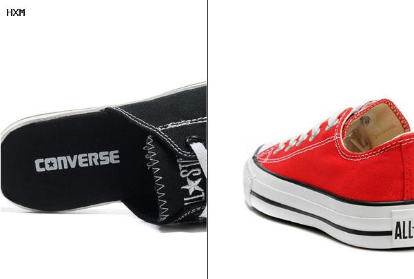 converse rose taille 39