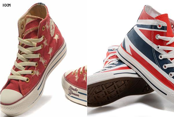 converse star player cuir rouge