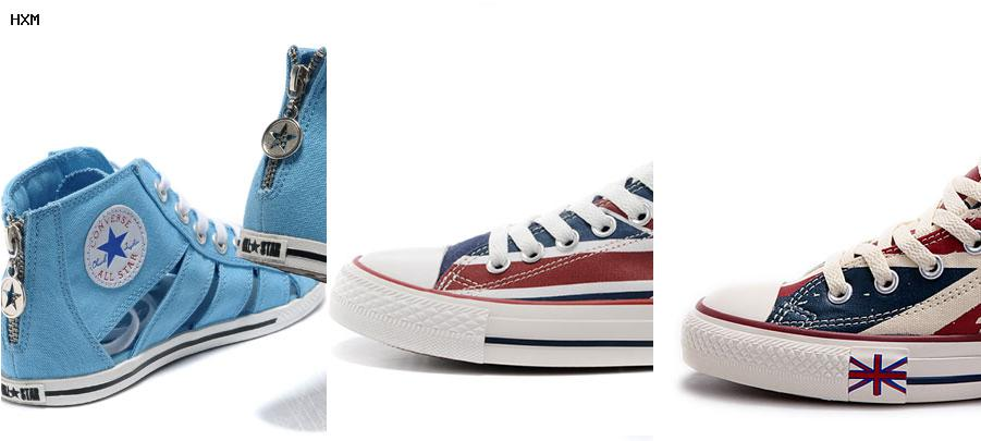 converse taille
