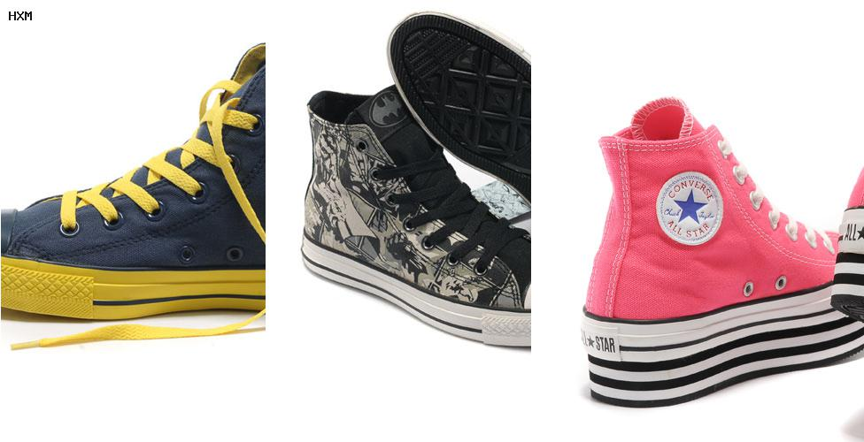 destockage converse all star femme