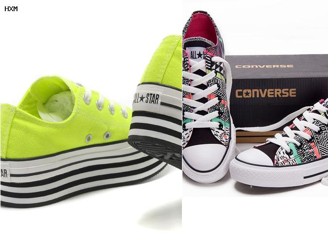 nouvelle converse all star foot locker