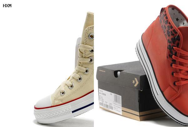pantalon zapatilla converse
