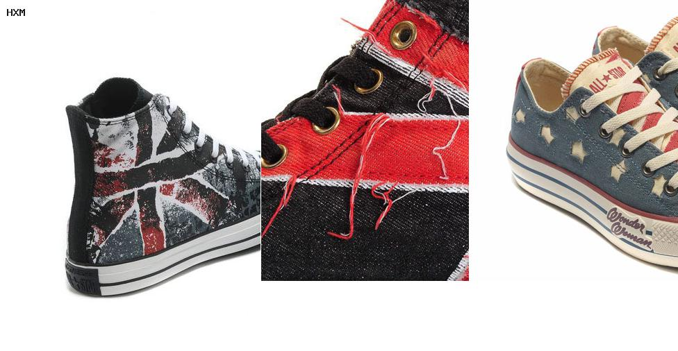 pointure converse all star