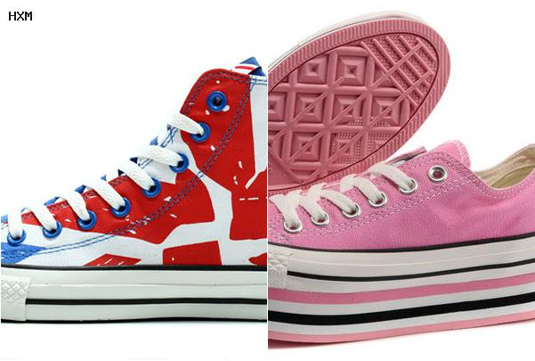 solde converse chaussure