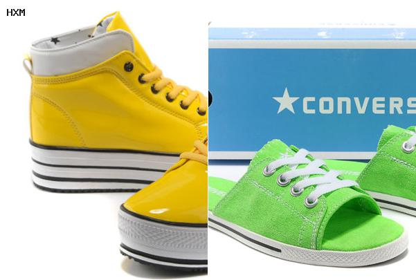 taille chaussure converse americaine