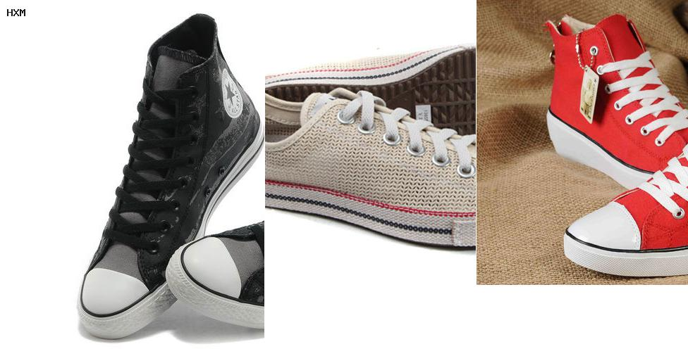 taille chaussures converse all star
