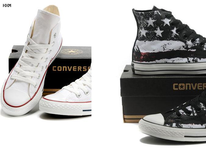 taille converse all star