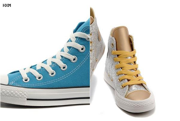 taille converse chaussure