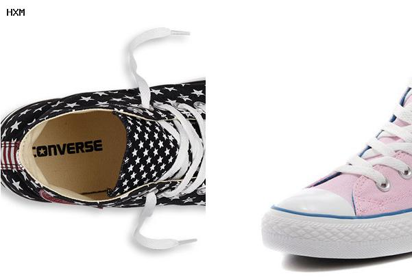 taille converse us