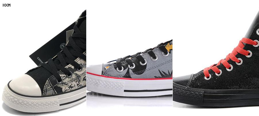 zapatillas converse guns and roses
